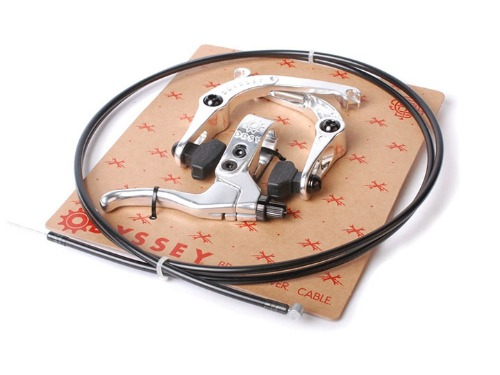 ODYSSEY SPRING FIELD BRAKE PACKAGE -Silver-
