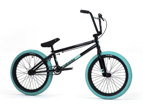 "[품절] Tall Order Ramp Large BMX 20.8""TT - Gloss Black"