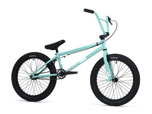 "[품절] Tall Order Ramp Medium BMX 20.3""TT - Gloss Teal"