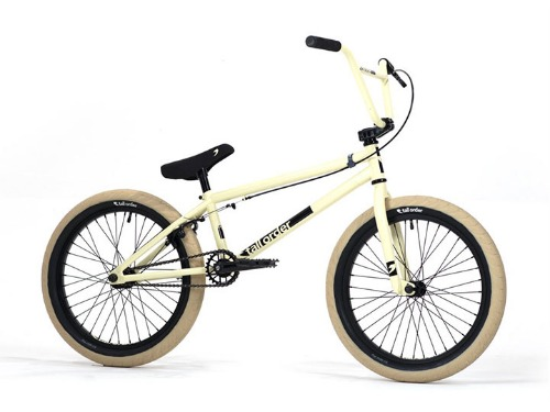 "[품절] Tall Order Ramp Medium BMX 20.3""TT - Gloss Pastel Yellow"