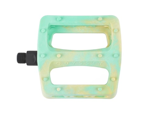 ODYSSEY TWISTED PRO PC PEDALS -Sherbet Swirl-