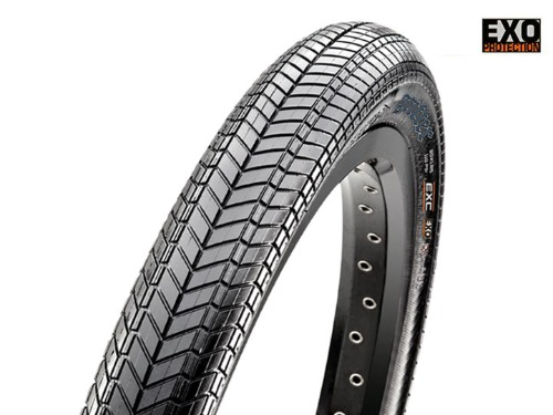 "MAXXIS GRIFTER Tire 'EXO' 120tpi Black [2.1"" / 2.3""]"